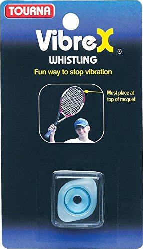 Tourna VibreX Whistling Kid's Tennis String Vibration Dampener-Shock Absorber