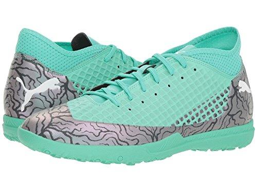 [PUMA(プーマ)] メンズランニングシューズ?スニーカー?靴 Future 2.4 TT Color Shift/Biscay Green/Puma White/Puma Black 13 (31cm) D - Medium