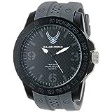 Wrist Armor Men's 37300004 U.S. Air Force C26 Analog Display Japanese Quartz Grey Watch