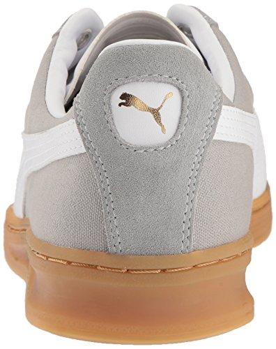 Sneaker Puma Mens Tk Indoor Estate Cava-puma Bianco