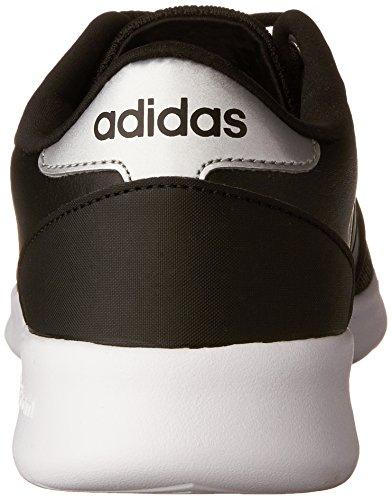 Adidas Kvinders Cloudfoam Qt Racer Løbesko Sort GMhPl3lk
