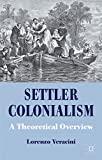 Settler Colonialism: A Theoretical Overview