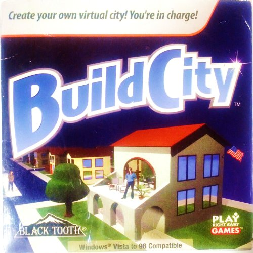 BuildCity: Create Your Own Virtual City! You're In Charge! (Create You Virtual A)