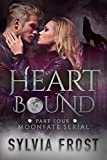 Heartbound (A BBW Werewolf Shifter Romance) (Moonfate Serial Book 4)