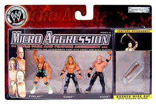 wwe jakks micro aggression - 5