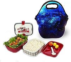 Funda de neopreno para comida, para el almuerzo, bolsa nevera ...