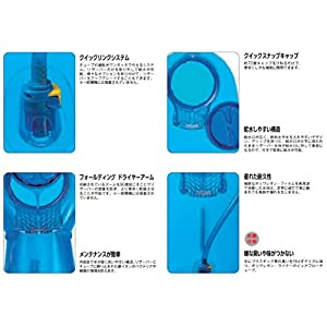 Camelbak 50 oz Antidote Replacement Reservoir
