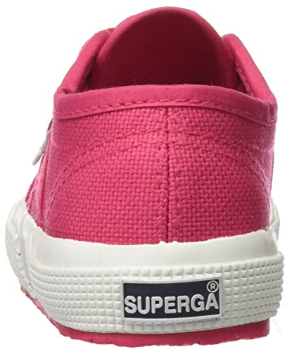 Superga Unisex Kids' 2750-Bebj Baby Classic Trainers Rosa (Red Azalea) 100% guaranteed for sale from china cheap online cheap sale amazing price outlet locations cheap price cheap low price JYzAl
