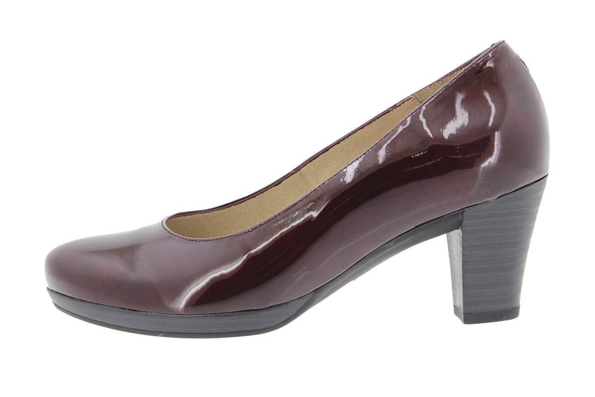 PieSanto Women's 9301 Purple Leather Court Shoe Comfort Extra Wide 36 W EU (5.5-6 C/D US Women)