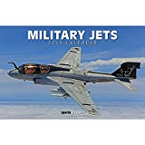 2019 Military Jets Deluxe Wall Calendar