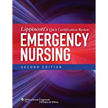 Lippincott's Q and A Certification Review: Emergency Nursing