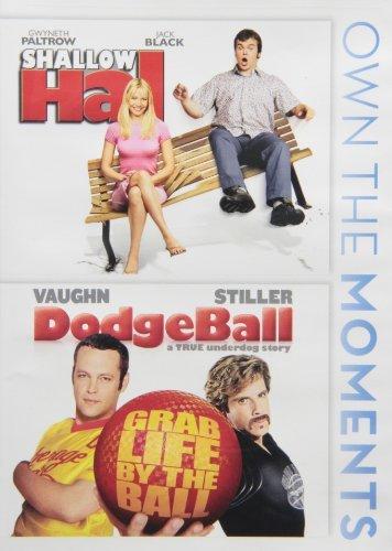Shallow Hal / Dodgeball [DVD] [Region 1] [US Import] [NTSC]