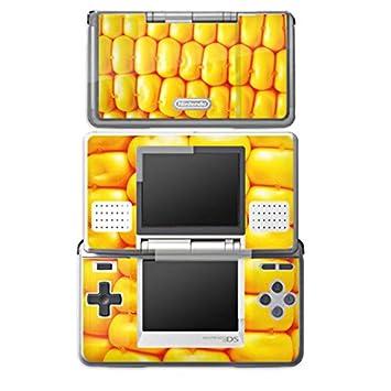Nintendo DS Case Skin de vinilo adhesivo decorativo maíz barbacoas Food