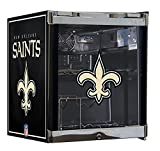 NFL Wine Cooler & Beverage Center Combo -New Orleans Saints