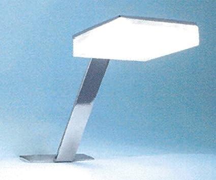 1 pz di applique da bagno led eco led lamp: amazon.it: fai da te