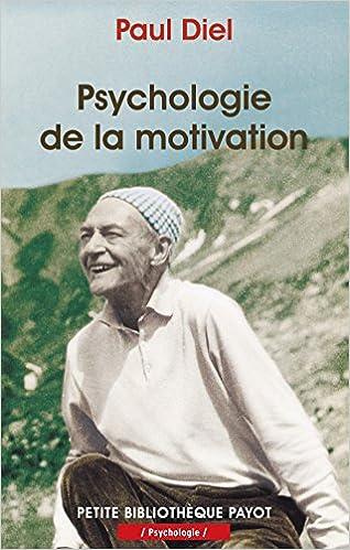 Psychologie de la motivation pdf