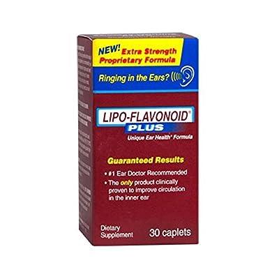 LIPO-FLAVONOID PLUS EXTRA STRENGTH 30 CAPS EAR HELATH by LIPO LAFVONOID