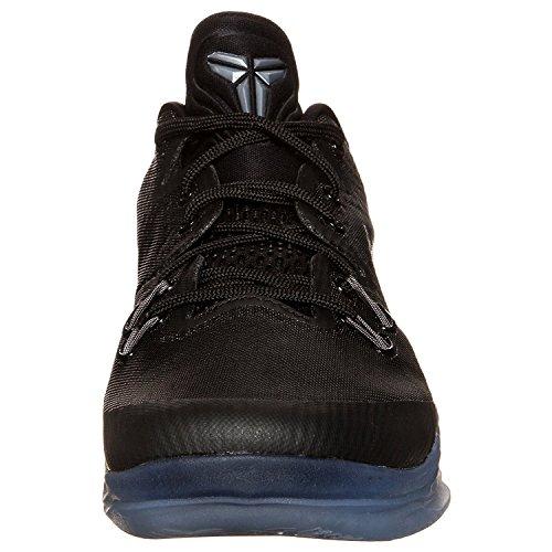 Zapatillas De Baloncesto Nike Zoom Kobe VenoHombreson 5 Hombre Negro / Plateado Metalizado Gris Oscuro
