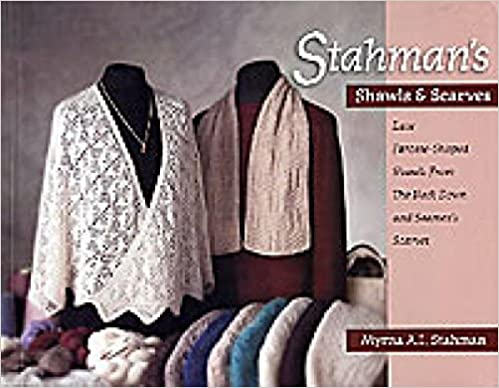Stahman S Shawls And Scarves Lace Faroese Shaped Shawls From The