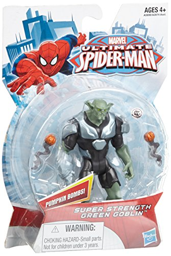 Hasbro Ultimate Spider-Man 4 inch figure - Super Strength Gr