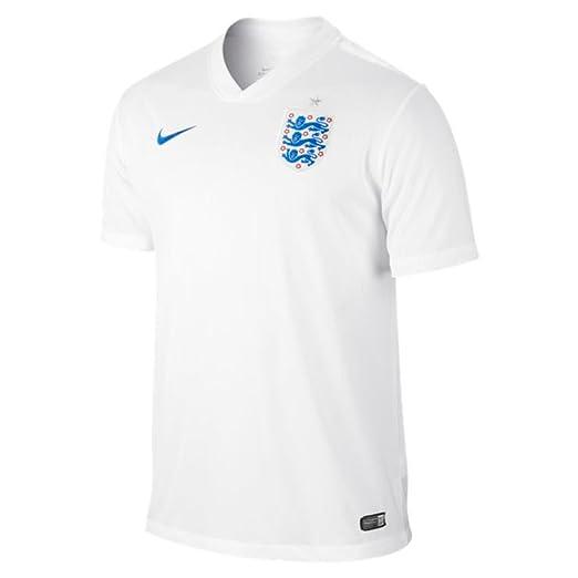 35ba36a32 Amazon.com: Nike England Home Men's Home Soccer Jersey: Sports ...