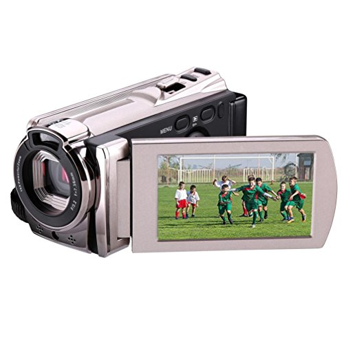 Camera Camcorder Portable Night Vision WIFI Digital Video Camera Camcorder 1080P FHD HDMI And Touchscreen Makaor