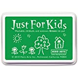 Hero Arts Rubber Stamps Just for Kids, Green