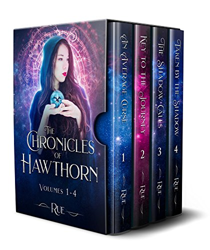 The Chronicles of Hawthorn: A Magical Fantasy Adventure: (Box Set, Books 1 - 4) by [Rue]