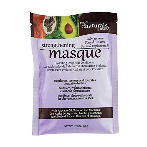 Hask Strengthening Hair Masque, 1.75 Ounce