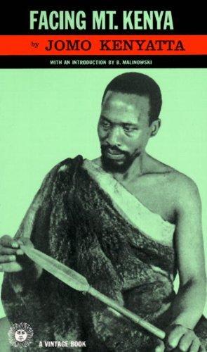 Facing Mount Kenya by Jomo Kenyatta (1962-02-12)