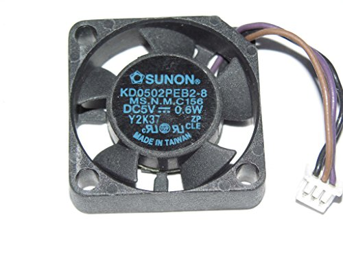 KD0502PEB2-8 5V 0.6W PowerBook G4 500 15.2