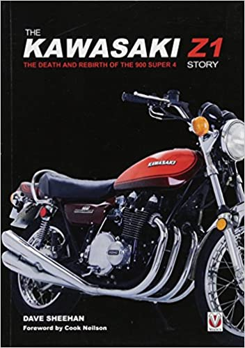 The kawasaki z1 story the death and rebirth of the 900 super 4 the kawasaki z1 story the death and rebirth of the 900 super 4 david sheehan cook neilson 0636847048075 amazon books fandeluxe Images