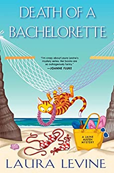 Death of a Bachelorette (A Jaine Austen Mystery) by [Levine, Laura]