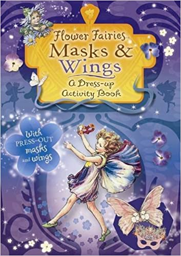 Flower Fairies: Masks and Wings