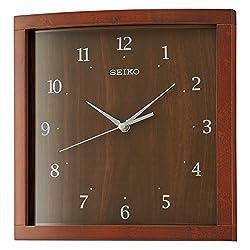Seiko Wood Wall Clock (Model: QXA675ZLH)