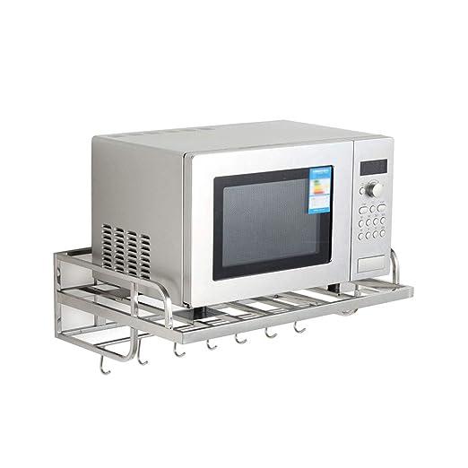ZH Soporte de pared de soporte de horno de horno de microondas de ...