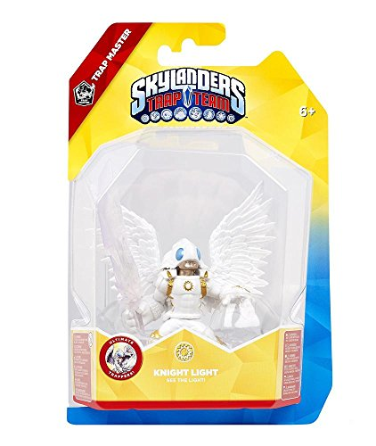 Skylanders Trap Team Master Knight Light, Figur