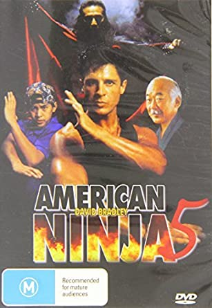 Amazon.com: American Ninja 5 - DVD (Region 0 Pal): Movies & TV