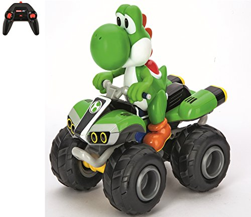 20 Nintendo Mario Kart 8 Yoshi 2.4 GHz RC Vehicle (Mario Kart Radio)