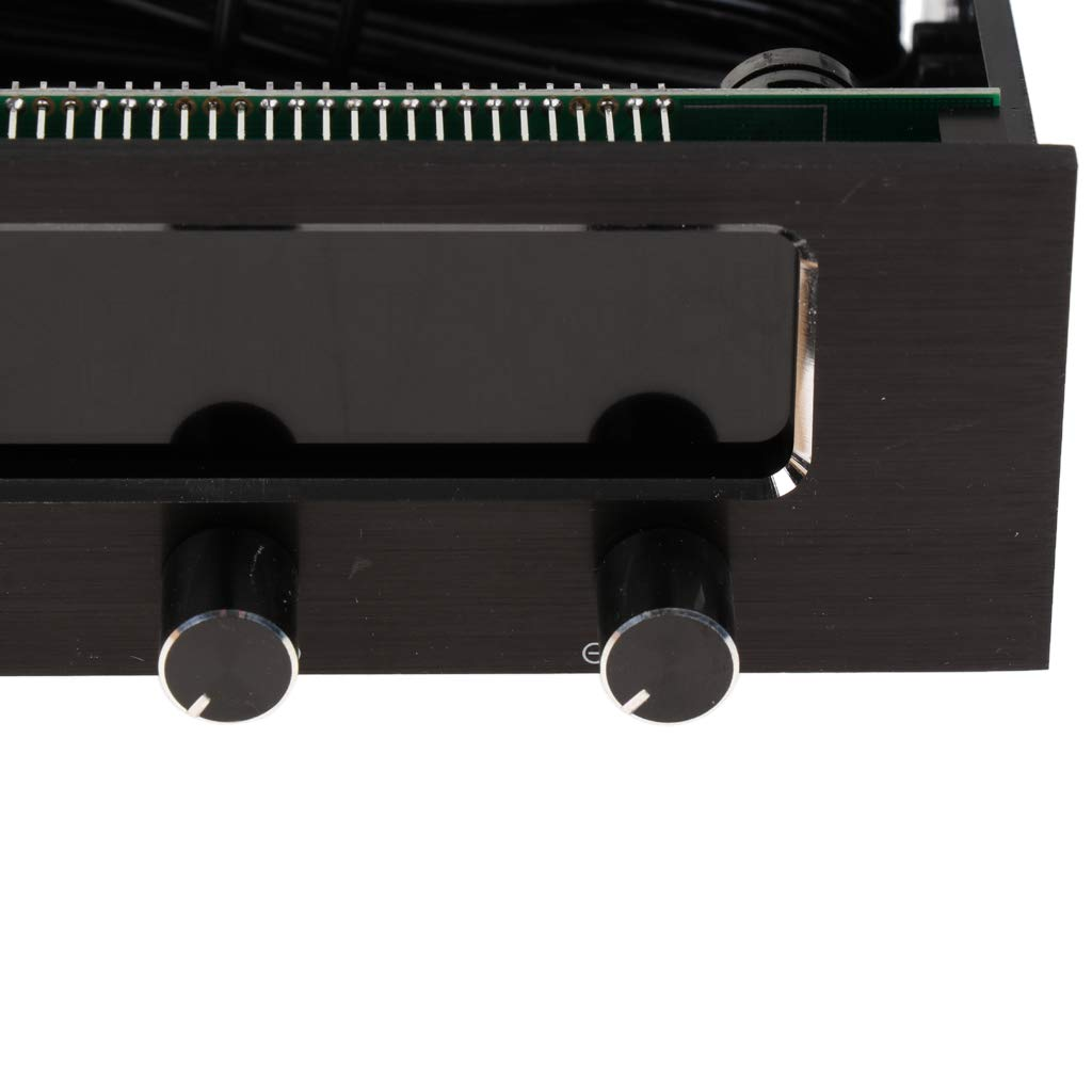 Homyl 4 Channel Fan Controller Panel w/Wide LCD Display Temperature Monitor by Homyl (Image #6)