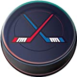Hockey 9 Inch Paper Plates (8 Pack), Health Care Stuffs