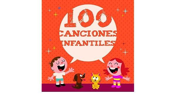 100 Canciones Infantiles de The Harmony Group en Amazon ...