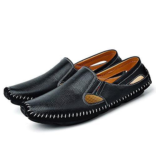 Shoes for Men Fashion Casual Driving Shoes Lightweight Slip On Loafers Shoes