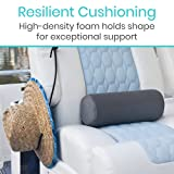 Vive Lumbar Roll - Cervical Cushion Support Pillow