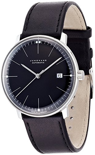 JUNGHANS wristwatch self-winding Max Bill Automatic 027 4701 00 Men's [regular imported goods]