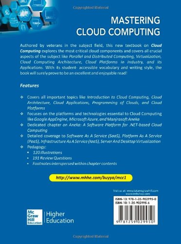 Cloud Computing Book Rajkumar Buyya