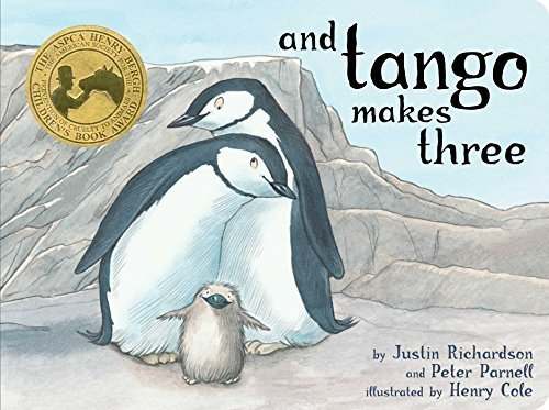 And Tango Makes Three (Classic Board Books) by Justin Richardson (2015-06-02)