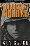 download ebook the forgotten soldier 1st edition by sajer, guy (2000) hardcover pdf epub