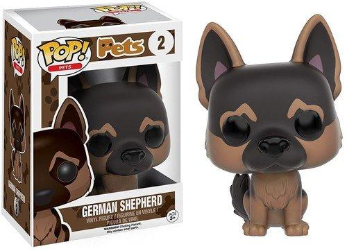 Funko POP 11053 Pets German Shepherd Action Figure - German Toy