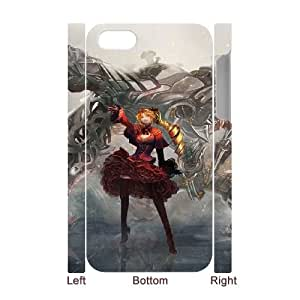 iPhone 4 4s Cell Phone Case 3D Evangeline Moriarty Gift xxy_9873455